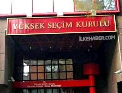 YSK: Yerel seçimler 30 Mart'ta