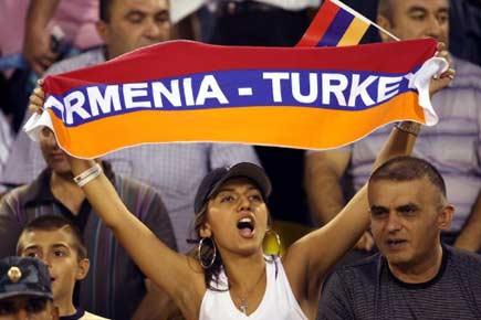 Ermeni açılımı maçtan önce Meclis'te