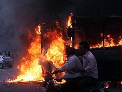 İran Seçim Sonrası Karıştı