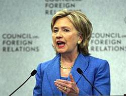 Clinton'dan İran'a Gözdağı