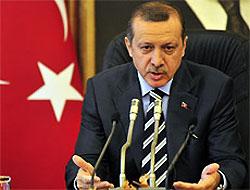Erdoğan Bursaspor taraftarına çattı
