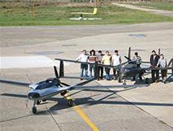 Türk yapımı casus uçak deneme uçuşunda