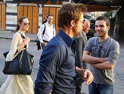 Angelina Jolie-Brad Pitt çifti Suriye'de