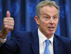 Blair, AB'nin ilk başkanı olabilir