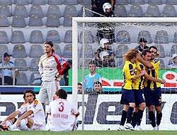 Galatasaray'a Ankara'da şok