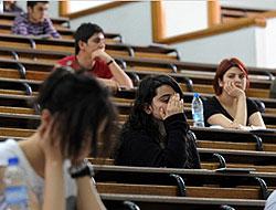 Öğrenciler son ÖSS'de ter döktü