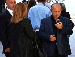 Yaşar Nuri Öztürk, boşanamadı