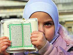 Dünyada her dört kişiden biri Müslüman