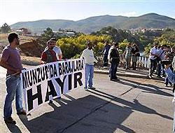 Tunceli'de yarın 'Barajlara hayır' mitingi var
