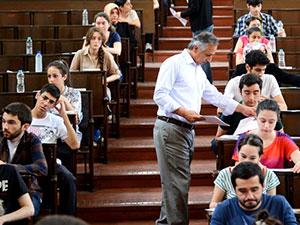 Üniversitelere yerleştirme sonuçları açıklandı