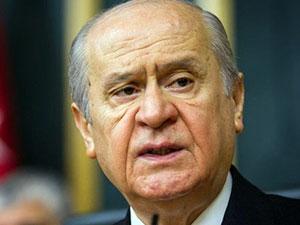 Bahçeli: Anayasa taslak metni MHP'ye iletildi