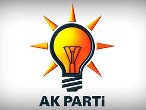 AK Parti'de 4 il başkanı değiştirildi