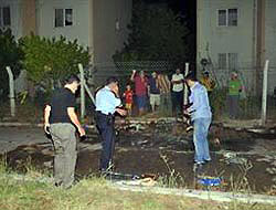 Adana'da mühimmat bulundu