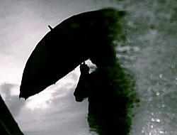 Sağnak yağmur İstanbul'u vurdu!