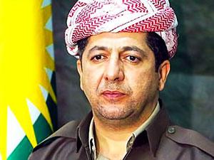 Mesrur Barzani: 2017 bağımsızlık yılımız olsun