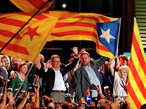 Katalonya bağımsızlık referandumuna gidiyor