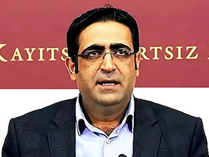 HDP'li Baluken tutuksuz yargılandığı davada beraat etti