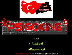 Diyarbakır Belediyesi'nin sitesini 'hack'ladılar