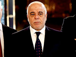 Irak Başbakanı İbadi Musul'da