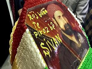 Şıvan Perwer 60. yaşını kutladı