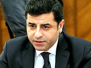 Demirtaş'tan Başkanlık açıklaması