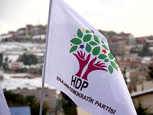 İstanbul'da 9 HDP yöneticisine tutuklama