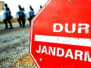 8 ilçede 18 bölge 'geçici güvenlik' bölgesi ilan edildi