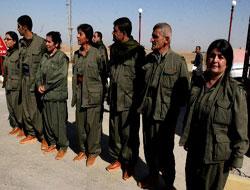 Avrupa'daki PKK'lılar da geliyor