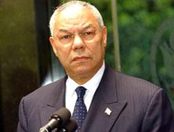 Colin Powell İstanbul'a geldi