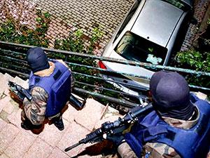 Pek çok kentte IŞİD operasyonu: 109 gözaltı