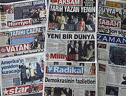 Günün Gazete Manşetleri (21.10.09)