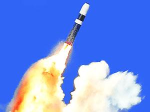 İran'dan balistik füze denemesi
