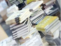 1 Milyon korsan kitap ele geçirildi
