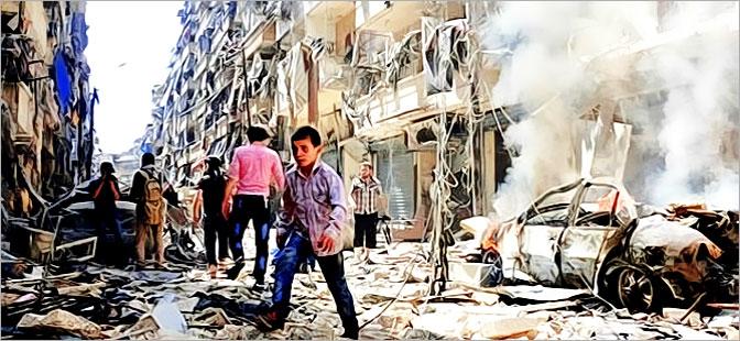 Birleşmiş Milletler: Halep'te durum felaket