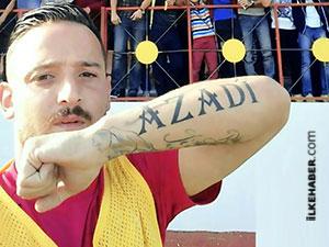 Amedspor'lu Deniz Naki beraat etti