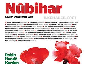 Nûbihar'ın 135. sayısı yeni tasarımıyla çıktı