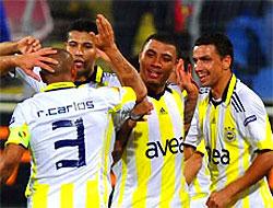 Fenerbahçe - Steaua'yı 1-0 yendi