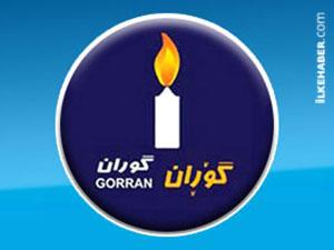 Goran'dan KDP ve KYB'ye ret
