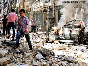 Muhalifler Halep'in doğusunda kontrolü kaybediyor