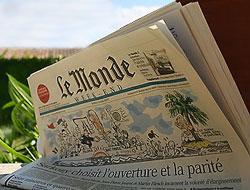 Le Monde: Doğu, Batı'nın yerine geçecek