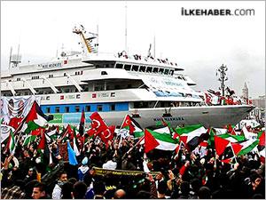 Mavi Marmara mağdurlarından Türkiye'ye ilk dava
