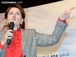 Akşener: Başbakan Yıldırım referandumdan sonra gider
