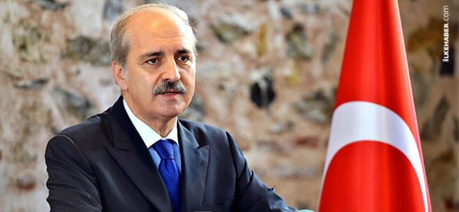 Kurtulmuş: Türkiye bölgede makas değişimine gidiyor