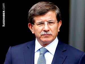 Ahmet Davutoğlu'dan Rıza Sarraf açıklaması