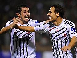 Beşiktaş Eskişehir'i 1-0 yendi