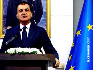 AB Bakanı Ömer Çelik'ten HDP açıklaması