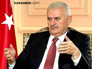 Başbakan Yıldırım'dan Menbiç açıklaması