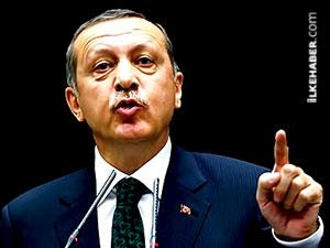 Erdoğan: Daha ileri giderseniz sınır kapıları açılır