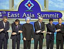 Dünyanın yarısının liderleri Tayland'da