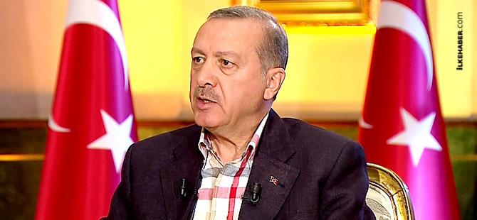 Erdoğan: 'Çözüm Süreci geride kaldı. Bitti o iş'
